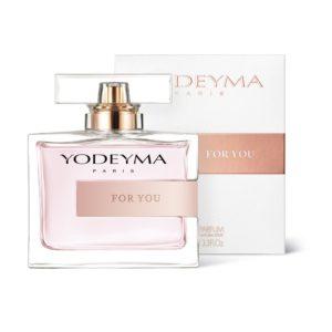 FOR YOU Apa de parfum 100 ml - YODEYMA